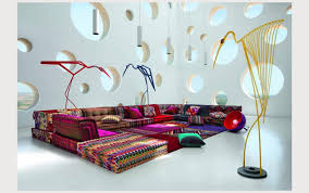 canapé style indien beautiful canape ras du sol contemporary design trends 2017