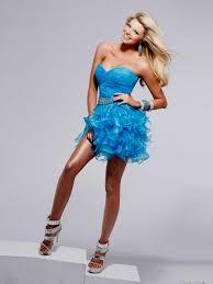 blue junior bridesmaid dresses short naf dresses