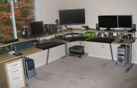 Under Desk File Cabinet Ikea by Galant Megadesk Ikea Hackers Ikea Hackers