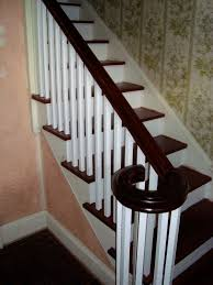Best Ideas Of Banister Staircase Painted View Deck Railing Ideas ... My Humongous Diy Stairs Fail Kiss My List Chic On A Shoestring Decorating How To Stain Stair Railings And 11 Best Refinish Stairs Wood Images Pinterest Refinish Refishing Of 1900 Banierstaircase Archwood Cstruction New Iron Balusters Treads Vip Services Pating Stpaint An Oak Banister The Shortcut Methodno To Update Old Rails Stair Railing Hardwood Floors Like A Pro Room For Tuesdaylight Best 25 Wrought Iron Ideas Renovation Using Existing Newel Stain Hardwood Floor Youtube