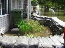 sac de inondation apprends comment on peut surveiller et prévenir les inondations