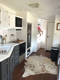 Camper Interior Remodel DIY Travel Trailers
