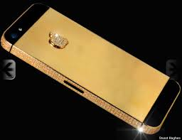 World s Most Expensive iPhone 5 Stuart Hughes Sells Speciality