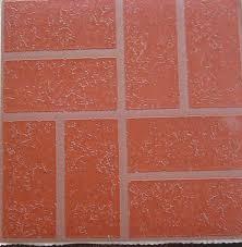 Red Brick Vinyl Flooring Laminate Rubber Vs