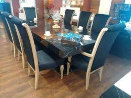8 Seating Dining Room Table Elegant For Of Oak Extending With