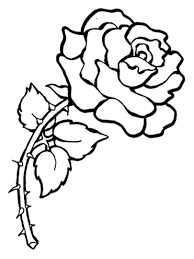 Flower Coloring Pages Art Exhibition Free Printable