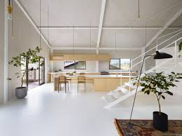 100 Airhouse Minimalist Loft Space By Design Office