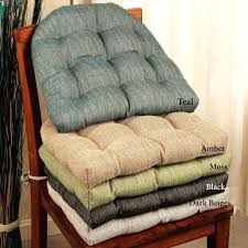 Dining Chair Pillows Awesome Seat Cushions For Room Chairs Images