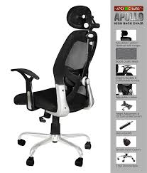 SAVYA HOME Apex Chairs Apollo Chrome Base High Back Office Chair (Black) Cheap Mesh Revolving Office Chair Whosale High Quality Computer Chairs On Sale Buy Offlce Chairpurple Chairscomputer Amazoncom Wxf Comfortable Pu Easy To Trends Low Back In Black Moes Home Omega Luxury Designer 2 Swivel Ihambing Ang Pinakabagong China Made Executive Chair The 14 Best Of 2019 Gear Patrol Meshc Swivel Office Chair Whead Rest Black Color From