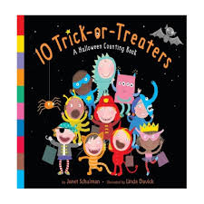 Printable Halloween Books For Preschoolers by Counting With Halloween Board Books At Story Time