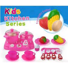 cuisine bebe jouet bébé cuisine jouet food semblant jouer le plastique oeufs fraises