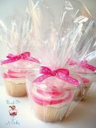 SO Clever Clear Short Drink Cups For Packaging Cupcakes