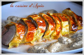 cuisiner les morilles filet mignon en croûte au foie gras sauce aux morilles la