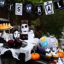Nightmare Before Christmas Halloween Decorations Diy by Nightmare Before Christmas Birthday Party Ideas Birthdays