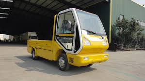 China Electric Mini Truck, 1tons, CE Approved, Closed Carbin - China ...