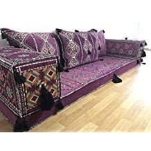 wohnzimmer sitzecke orient orientalisches sofa sedari kelim