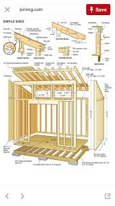 Slant Roof Shed Plans Free by 77 Best Under Deck Shed Images On Pinterest Deck Backyard Ideas