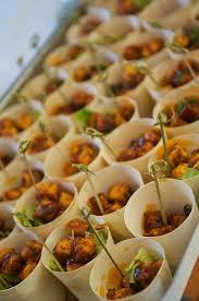 Tandoori Paneer Cups No Recipe Just A Great Party Idea Cute