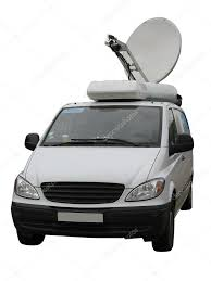 Television News Reporter Truck With Satellite Dish — Stock Photo ... Local News Station Sallite Truck Charleston South Carolina Wbztv Sallite Truck January 2013 Diversified Communications Inc Svg Sitdown Arctek Productions Ceo Brian Stanley Sees Pssi Global Services Achieves Record Multiphsallite 13abc 2001 Gmc Tseries Uplink Professional Video Equipment Amazoncom Hess 1999 Toy And Space Shuttle With Sis Live Delivers To The British Army Europe 3d Illustration Map Stock 693190111