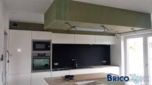hotte de plafond novy caisson hotte cuisine 15 encastrement dans un faux plafond