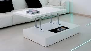 impressionnant table basse rehaussable meubles et fauteuils