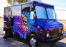 100 Vegas Food Trucks Sticky Iggys Las Mobile Service