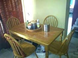 Awesome Second Hand Kitchen Table Interesting Dining Room Chairs Regarding For Stupendous Sale