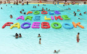 Remember When Facebook Was Like Chairs Well No More Today Is A Swimming Pool