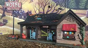 Dept 56 Halloween Village by Department 56 Halloween Snow Village U2013 Spookyvillages Com