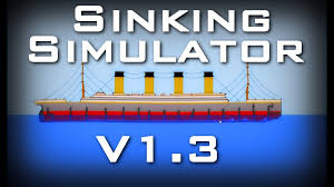 sinking ship simulator free download link titanic reconstruction