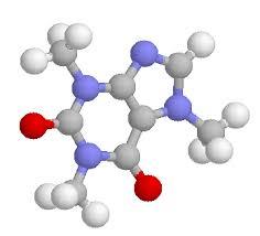 Chemistry Moleculerounded Corners 190 Pixels Max Caffeine Molecule