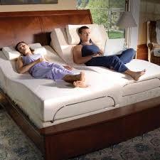 Sleep Comfort Adjustable Bed by Bed Frames For Tempurpedic Tempur Pedic Adjustable Foundation