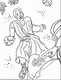 Excellent Brother Of Jared Coloring Page With Book Mormon Pages And