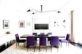 Black Dining Room Chair Covers Purple Chairs Fresh Set Slipcovers Velvet