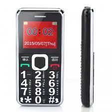 a555 1 8 téléphone portable bibande gsm w torche fm sos pour