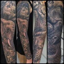 140 Awesome Tattoo Sleeve Designs