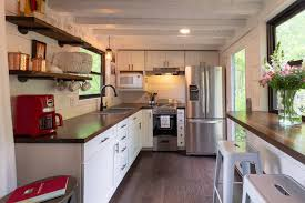 100 Tiny House On Wheels Interior On Home Tour Erin Adams NONAGONstyle