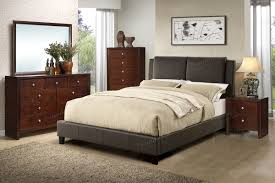 Poundex Associates Item F9336F Full Size Platform Bed Frame