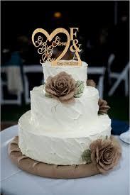 God Gave Me You CakeTopper Rustic Wedding Cake Topper
