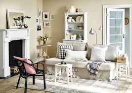 kleines wohnzimmer im landhausstil ikea living room small