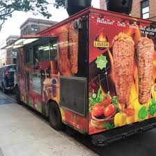 100 Food Trucks Nyc Lavash NYC New York Roaming Hunger