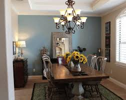 Dining Room Table Lamps Chandeliers Set Idea Modern Design White Gypsum Wall Chest Drawer