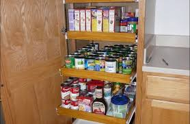Unfinished Pantry Cabinet Home Depot by Kitchen Cabinets Open Shelving Ideas On Kitchen Cabinet
