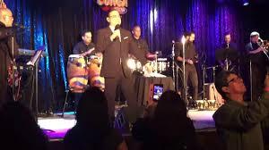 Conga Room La Live by Gilberto Santa Rosa Conga Room Live Youtube
