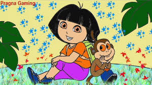 Dora Nick Jr Coloring Book Games Online