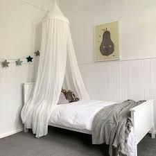 kinder baby betthimmel moskitonetz schlafzimmer deko