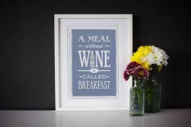 Wine Kitchen Decor Sets by Wine Art Wine Wall Decor Blue Kitchen Wine Print Kitchen