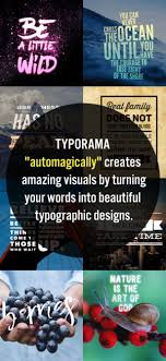 Typorama Text On Photo Editor The App Store