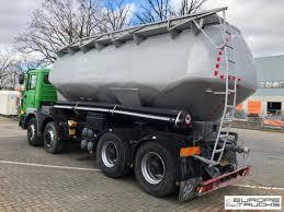 100 Feed Truck Used MAN 35403 Manual Mech Pump 6 Cylinder Euro 2 Feed Truck