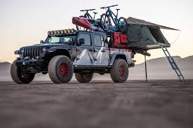 100 Truck Bed Motorcycle Lift New Overland Gear From SEMA Show 2019 GearJunkie
